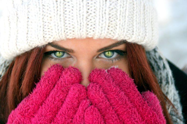 Jak chronić oczy jesienią i zimą