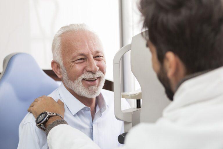 Laserowa korekcja wzroku w przypadku wysokich wad